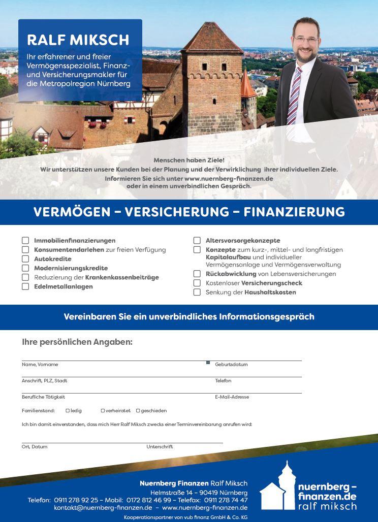 Vermögen - Versichern - Verstehen und Finanzieren